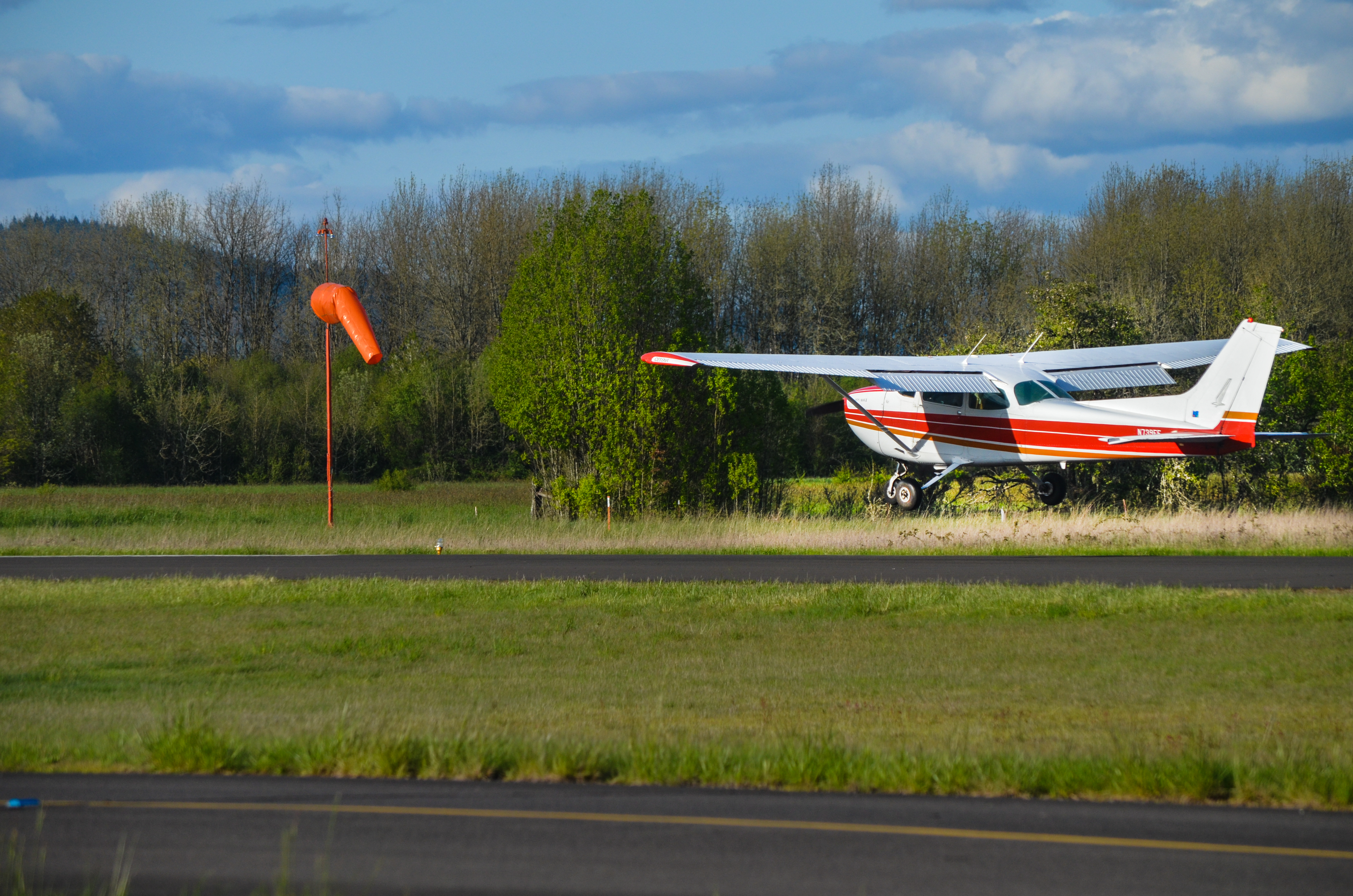4/21/13 – Aerial Tracking!